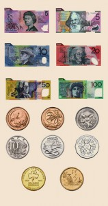 aust dollar